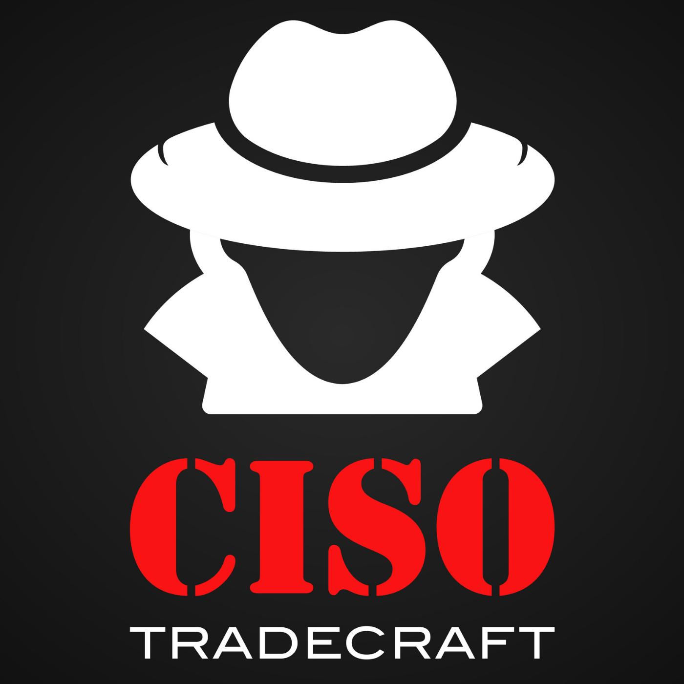 CISO Tradecraft Podcast Logo