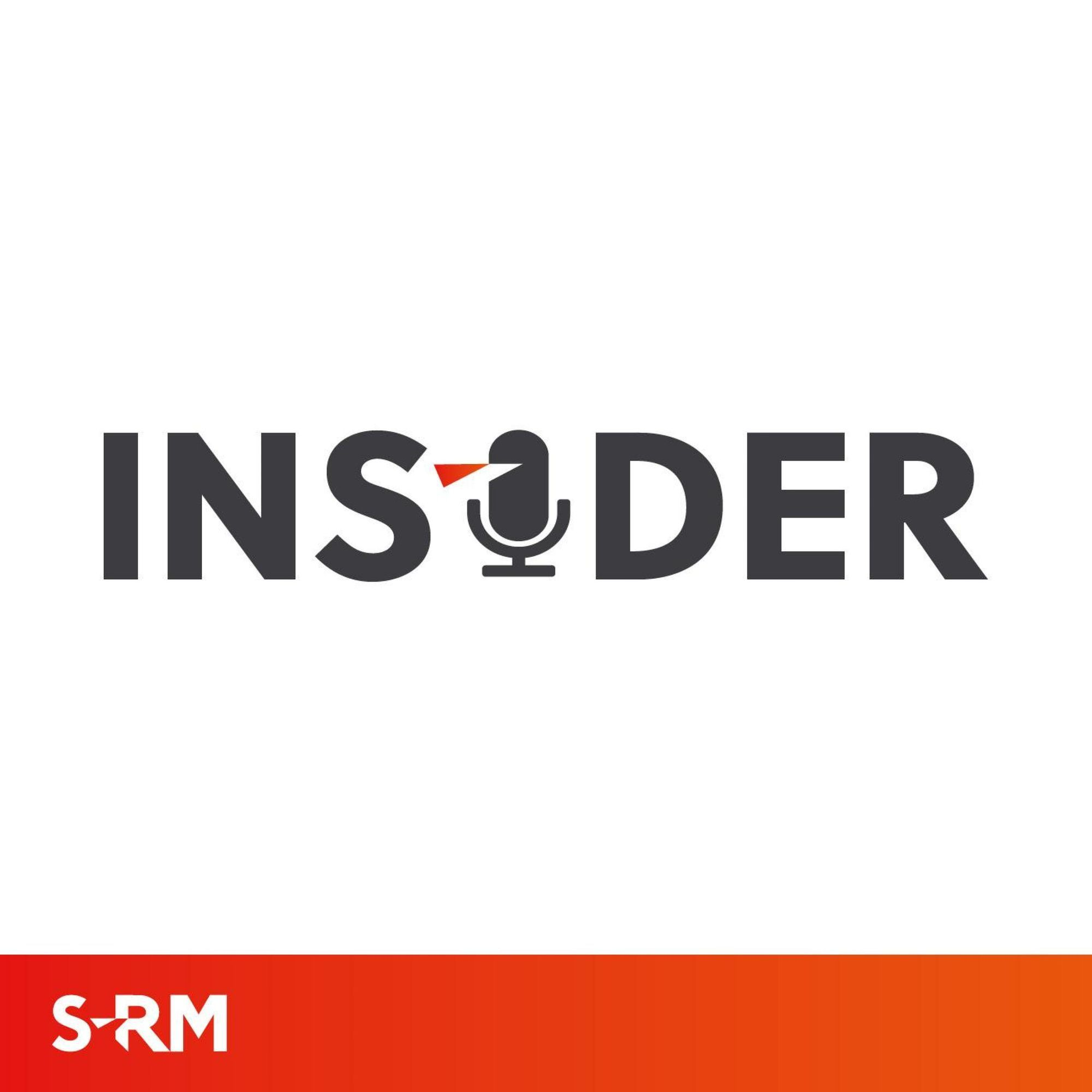 S-RM Insider Podcast Logo